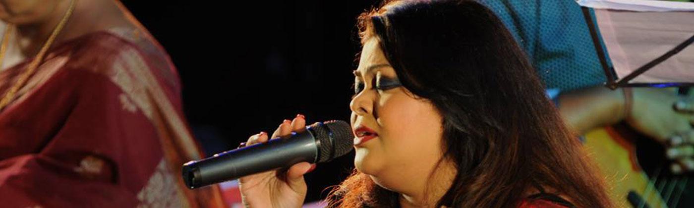 Female Playback singer