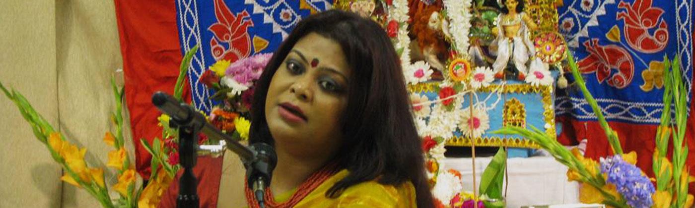 Singer for Public Event